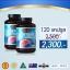 Auswelllife อาหารเสริม ล้างตับ ขับสารพิษ Liver Tonic 35,000 mg 2 กระปุก 120 แคปซูล thumbnail 1