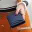 กระเป๋าสตางค์ BOYFRIEND [แบบพับครึ่ง ปิดกระดุม] thumbnail 11