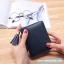 กระเป๋าสตางค์ Piece 2 Way wallet Size S [พับปิดกระดุม+มีซิปแยก] thumbnail 10