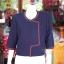 เสื้อผ้าฝ้ายสุโขทัย แต่งเดินไหม ไซส์ L thumbnail 1