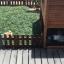 บ้านสัตว์เลี้ยง บ้านหมา บ้านแมว กระต่ายหนูไก่ นก อากาศถ่ายเทได้สะดวก 2 ชั้น ด้านบนมี 2 ห้อง สีไม้ธรรมชาติ thumbnail 8