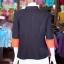เสื้อคลุมผ้าฝ้ายสุโขทัยคอจีน ไซส์ M thumbnail 4