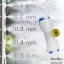 ชุด DIY 25 หัวพ่น ปั๊ม 300 หัวเกลียว 0.3 mm (การเกษตร) แถมทามเมอร์ thumbnail 2