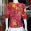 เสื้อผ้าฝ้ายบาติก ไซส์ XL thumbnail 3