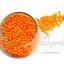 ลูกปัดมุกพลาสติก 4มิล สีส้ม (15 กรัม) thumbnail 1