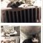 เปลนอนแมวแบบแขวนติดผนัง แขวนปลายเตียง นุ่มสบาย thumbnail 7