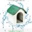 บ้านพลาสติกสัตว์เลี้ยง หมาแมว ตั้งไว้กลางแจ้งได้ ระบายอากาศปลอดโปร่ง thumbnail 12