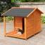 บ้านส่วนตัวสุนัขสำเร็จรูป Dog House King Golden Kennel thumbnail 12