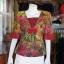 เสื้อผ้าฝ้ายบาติก ไซส์ 2XL thumbnail 1