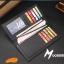 กระเป๋าสตางค์ผู้ชายใบยาว ML-002 thumbnail 3