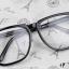 แว่นตาแฟชั่นเกาหลี สีดำด้าน (พร้อมเลนส์) thumbnail 1
