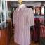 เสื้อสูทผ้าฝ้ายลายก้านมะลิ ไซส์ S thumbnail 2