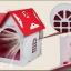 Baby Home บ้านสัตว์เลี้ยงพลาสติก บ้านตุ๊กตาสำหรับฤดูหนาวปลอดสารพิษ สูง 59 cm thumbnail 5