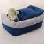 ที่นอนหมาแมว ทำเป็นโซฟาได้ แบบนุ่มพิเศษ สามารถซักได้ thumbnail 7