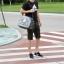 กระเป๋าสะพายสำหรับใส่สัตว์เลี้ยงเวลาเดินทางแบบโปร่งใส thumbnail 12