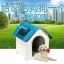 บ้านพลาสติกสัตว์เลี้ยง หมาแมว ตั้งไว้กลางแจ้งได้ ระบายอากาศปลอดโปร่ง thumbnail 1