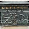 ตู้รับจดหมายวินเทจ (Vintage Style) เหล็กหล่อ สไตล์ยุโรป