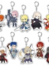 "Pic-Lil! ""Fate/Grand Order"" Trading Acrylic Keychain 10Pack BOX(Pre-order)"