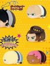MochiMochi Mascot - Movie TIGER & BUNNY -The Rising- 9Pack BOX(Pre-order)