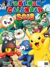 Pokemon 2018 Calendar(Released)
