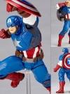 Figure Complex - Amazing Yamaguchi No.007 Captain America(Pre-order)