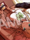 "Rubber Play Mat Collection - Fantasia Bunko 30th Anniversary ""Gamers!"" Karen Tendo(Pre-order)"