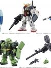 Mobile Suit Gundam - MOBILE SUIT ENSEMBLE 07 10Pack BOX(Pre-order)