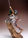ARTFX J Attack on Titan Mikasa Ackerman Renewal Package ver. 1/8 Complete Figure(Pre-order)