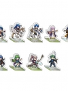 Fire Emblem Heroes - Mini Acrylic Figure Collection Vol.1 10Pack BOX(Pre-order)