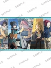"""Rubber Play Mat Collection """"Yurucamp Off-shot ver.""""(Pre-order)"""