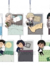 Yuri on Ice - Oyasumi Acrylic Strap 7Pack BOX(Pre-order)
