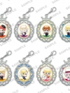 Oushitsu Kyoushi Heine - Clear Stained Charm Collection 8Pack BOX(Pre-order)