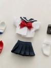 Cu-poche Extra - School Set (Sailor Uniform)(Pre-order)