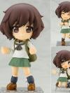 Cu-poche - Girls und Panzer the Movie: Yukari Akiyama Uniform ver. Posable Figure(Pre-order)