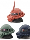 Mobile Suit Gundam EXCEED MODEL ZAKU HEAD 9Pack BOX(Pre-order)