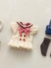 Cu-poche Extra - School Set (Sailor One-piece Dress)(Pre-order)