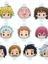 The Seven Deadly Sins: Imashime no Fukkatsu - Trading Renketsu! ChuruChara Keychain 10Pack BOX(Pre-order)