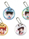 "Chara Leather Charm ""Dempacchigumi"" 01/ 6Pack BOX(Pre-order)"