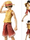 Variable Action Heroes - ONE PIECE: Monkey D. Luffy PAST BLUE (Ver.Yellow) Action Figure(Pre-order)
