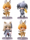 Capsule Q Characters - Kemono Friends Deformed 3D Encyclopedia -Capsule Friends- Vol.1 12Pack BOX(Pre-order)