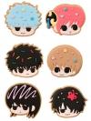 Charm Patisserie - Gintama Gin-san no Cookie-ya-san 6Pack BOX(Pre-order)