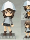 Cu-poche - Girls und Panzer the Movie: Mika Posable Figure(Pre-order)