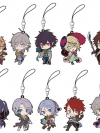 Sengoku Night Blood - Rubber Strap Collection / Oda Army & Toyotomi Army 10Pack BOX(Pre-order)