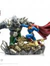 Iron Studios - Superman vs Doomsday (Pre-order)