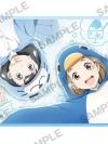 """Rubber Play Mat Collection """"Sora Yori mo Tooi Basho / Kimari & Yuzuki Kigurumi Ver.""""(Pre-order)"""