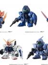 Mobile Suit Gundam - Gashapon Senshi Forte 04 12Pack BOX(Pre-order)