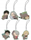 Yuri on Ice - Rubber Strap Collection with Makkachin 6Pack BOX(Pre-order)