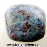ทับทิมในไคยาไนต์/ฟัชไซต์ Ruby in Kyanite/Fuschite