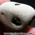 โฮเลย์สโตน Holey Stone ทะลุผ่าน 3 ทาง (13g)