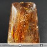 =โปรโมชั่น= พลอยไหมทอง Golden Rutilated Quartz (22ct.)